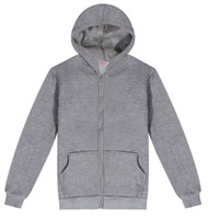 Wholesale Blank hoodies cotton fleece lining gsm men s hoodies women hoody customs printing logo brand label