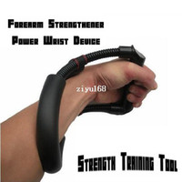 Wholesale Power Wrist Forearm Strengthener Heavy Grip Strength Training Tools High quality