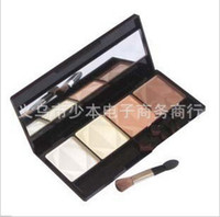 Wholesale Spiritual point night in Paris four color trimming powder powder repair Yan face lift and high light powder shadow blush pink trimming