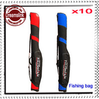 Tackle Storage fishing rod bag - New Fishing rod bag m fshing tackle Storage Long rod package material Shotgun package DHL EMS Fedex