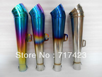 Wholesale GP bell modified exhaust pipe