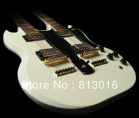 Cheap other double neck Best other Mahogany electric guitar