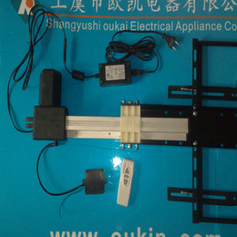 Wholesale tv stands wooden mm stroke N tv lift system for quot tv