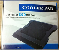 Single Fans other  Halfaway 588 lm-588 laptop cooling pad radiator cooling base 20cm super fan