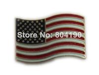 Men's award pin - US Flag Uniform Award Bar GOLD Brooch Pin Police Sheriff Fire security Biker Vest retro emo punk rockabilly