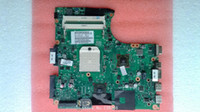 BTX amd laptop motherboards - 611803 for HP COMPAQ laptop motherboard with AMD RS880M chipset full tested ok and guaranteed