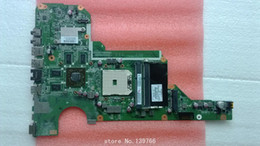Wholesale 683030 for HP pavilion G4 G6 G7 laptop motherboard with amd A70M chipset G