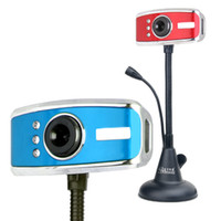other 1024x768 other Web camera Webcam t91 hd night vision computer video head belt sucker base Freeshipping