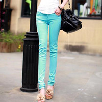Pants Women Skinny,Slim Free shipping 2014 new OL Women Long Fashion Formal Trousers Ladies' Pants Feet pants women slim casual pants J214
