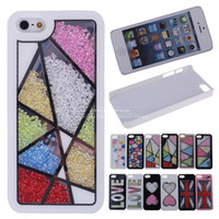 Wholesale Original Swarovski Crystal Bling Hard Back Case Cover For Apple iPhone S G Luxury Rhinestone Items Mobile Phone Accessories