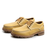 Lace-Up Men Spring and Fall Fashion new 2013 spring cowhide men's british style casual elevator low-top genuine leather shoes men oxfords shoes