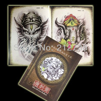 A4 tattoo magazine - new arrival tattoo book magazine A4 size pc for tattoo supply