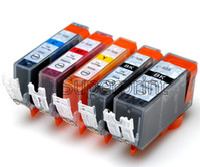 Wholesale PGI CLI For Canon iP4850 iX6550 MG5150 MG5250 MG6150 MG8150 MX885 MG5350 MG6250 MG8250 iP4950 printer ink cartridge