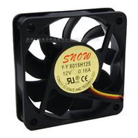 Wholesale Snowfan yy6015h12s cooling fan cm v cpu power supply fan ventilation fan
