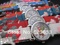 Casual gift items - 2014 new Tom Jerry Wholesales NEW Cartoon Children Watch Good Gift kids watch uk items sale