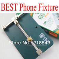 Wholesale Best brand new Mobile phone PCB Repairing test disassemble Clamping Fixture Holder tool for iPhone Samsung HTC