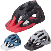 Wholesale In stock In stock New Limar x ride bicycle safety ride helmet one piece belt insect prevention net