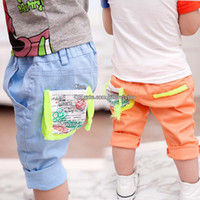 Casual Pants Unisex Summer Fashion Summer Shorts Baby Pants Toddler Clothes Childrens Pants Kids Clothing Infant Boy Girl Casual Wear Baby Shorts Children Casual Pants