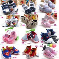 Wholesale baby walk shoes baby boys girls first walkers shoes CZ020