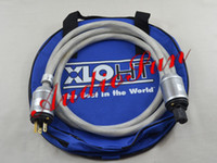 Cable HiFi 1.5m XLO Signature S3-10 US Power cord cable for Amplifier 2M