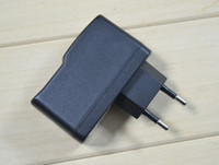 Wholesale 50pcs V A Tablet PC Charger Euro Charger US charger MAH Tablet Charger Wall Charger