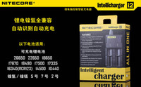 Wholesale Nitecore I2 Battery Charger Universal Charger for Battery E Cigarette in Multi Function Intellicharger
