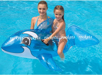 Wholesale Large whales swim ring beach by the sea for amusement park Summer swimming equipment