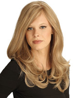 Wholesale Exceptionally Silky and Soft Virgin Remy Hair Blonde Glueless Lace Front Wigs
