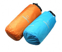 Wholesale 8L Waterproof Dry Bags Floating Compress Organizer Pouch Portable Comfortable Sleeping Bag
