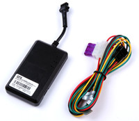 Wholesale Tracker Car Realtime GSM GPRS GPS Car Vehicle TK106 Quad Band Tracking Device not cellphones