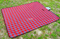 Wholesale Outdoor Professional Waterproof Picnic Mat x150cm Beach Camping Baby Climb Plaid Blanket