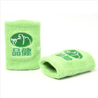 Wholesale cotton Sports Band Wristband Wrist Support Protector Sweatband Basketball Tennis Volleyball Badminton Cycling