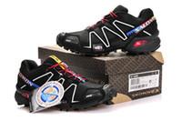Wholesale New Salomon Shoes Men Athletic athletic sneakers hot sale designer Zapatillas Hombres de correr Shoes outdoor shoes
