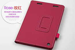 Wholesale Folio Folding Stand Leather Cover Case Holder Pouch for ACER A1 Inch pc