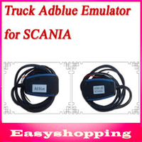 Engine Analyzer SCANIA adblue emulator Free Shipping Professional Truck Adblue Emulator box for SCANIA Start vehicles,Trucks and other heavy vehicles diagnostic tool