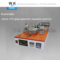 Wholesale Automatic IPhone lcd touch complete refurbish machine screen glass separate machine Lens repai rmachine for iphone G4G4S for Samsung S3 S4