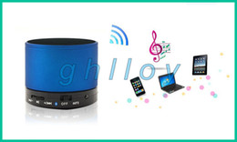 Mini Speaker Portable Wireless Bluetooth SK- S10 Music Player Music Angel Support Micro TF Card 11 colors