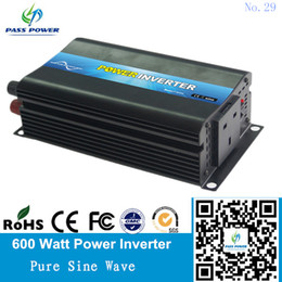 Wholesale Pure sine wave inverter w V V V DC to V AC