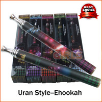 Wholesale Disposable ecigarettes Uran Style Ehookah Electroncic Cigarettes Puffs Disposable Vapors E liquid Electronic Hookah Flavor Optional