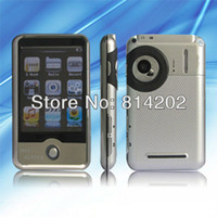 Wholesale 1 x Brand New GB Memory in TFT Touch Screen FM Voice REC Game Digital Camera Mp3 Mp4 Mp5 Media Player