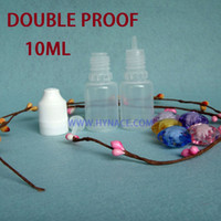 Wholesale 100 ML LDPE PE Plastic Dropper Bottles With tamper evident amp Child Proof Safe Caps Vapor Vape e Cig Liquid