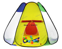 Tents Animes & Cartoons Cloth Baby Kids Tent Toys Large Size Colorful In&Outdoor Children Play Game House Tent fit to 3 years 14843
