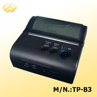 Wholesale TP B3 Mini Portable Bluetooth Printer Custom Order Thermal Receipt Printer