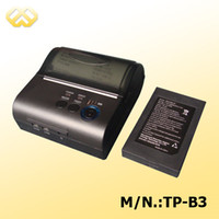 Wholesale TP B3 Compatible With POS ESC Commands Thermal Wireless Printer Bluetooth POS Printer Android Printer