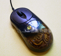 amber insect - 1404c The mouse insect amber computer accessories mouse wired mouse