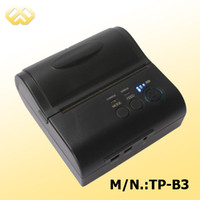 Wholesale TP B3 Bluetooth Thermal Receipt Ticket Printer With SDK Mobile Printer
