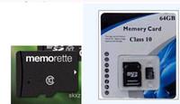 Wholesale hot sells gb memory tf card gb CLASS SD Micro card adapter