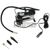 Pumps 10418# 35L./ Min Portable Car Auto DC12V 150PSI Mini Air Compressor Portable with Tire Inflator Gauge Air Pump 10418