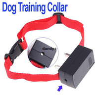 Wholesale High Quality Shock Tone No Barking Anti Bark Dog Training Collar Freeshipping dropshipping dandys