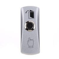 alloy access - Durable Exquisite Zinc Alloy Door Exit Push Release Button Switch for Access Control System dandys